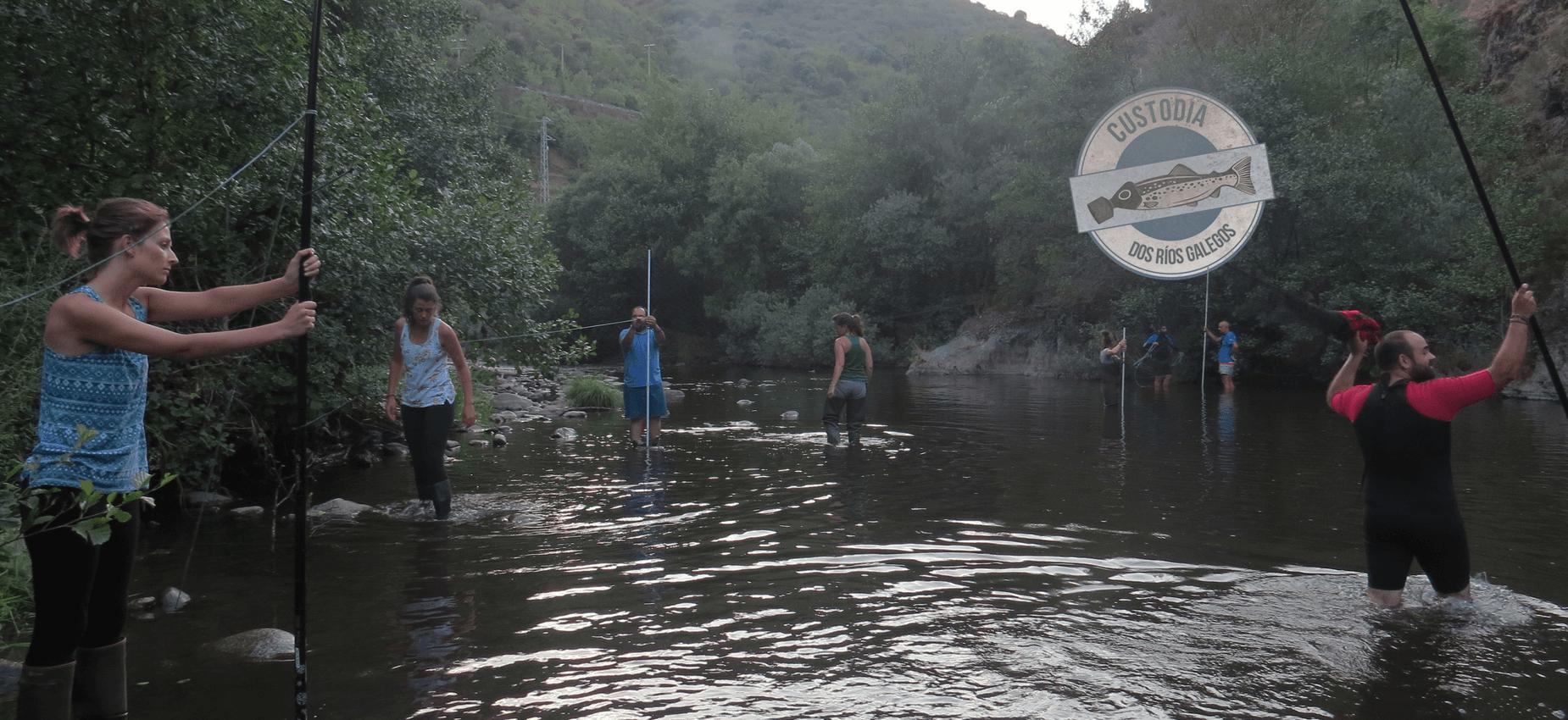 custodia dos ríos galegos