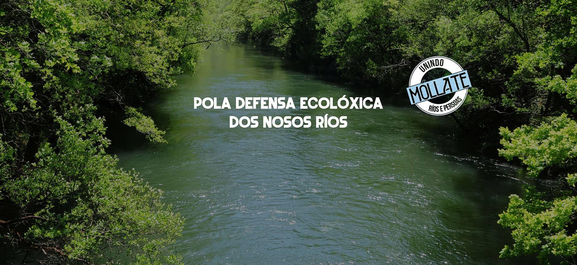 defensa ecolóxica dos ríos